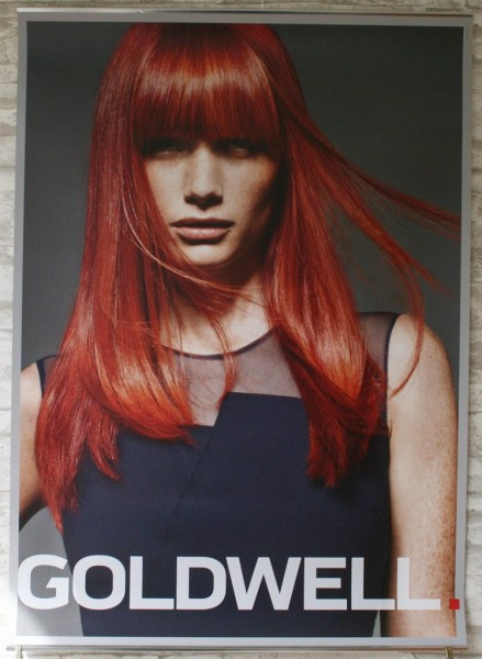 Goldwell Poster Fiery Red 2015