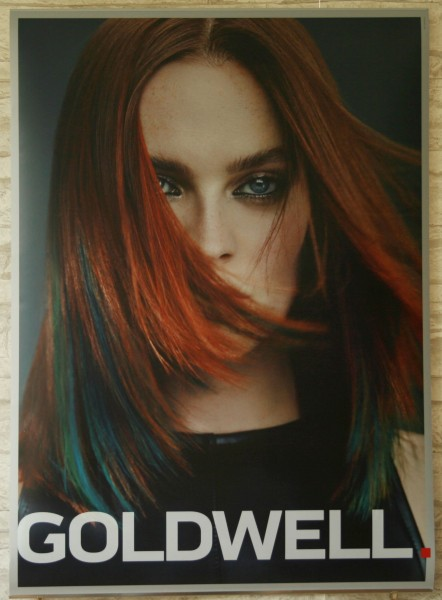 Goldwell Elumen Poster copper 2016