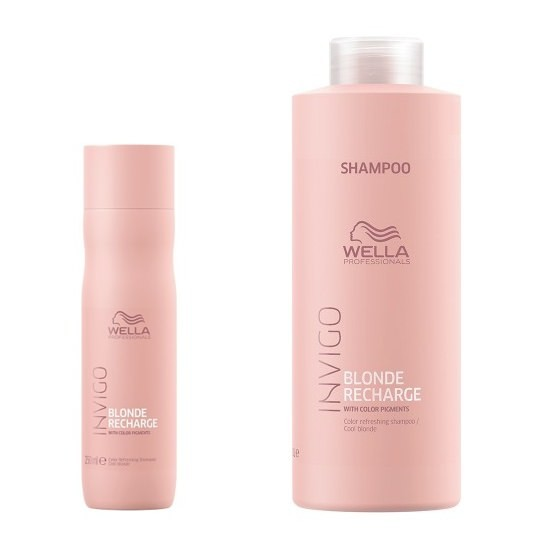 Wella Invigo Blonde Recharge Cool Blonde Color Refreshing Shampoo.jpg