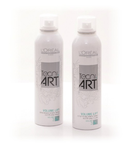 L'Oréal TECNI.ART Volume Lift Sprühschaum, 250ml