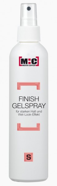 M:C Meister Coiffeur Finish Gelspray, 250ml