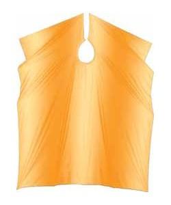 Comair Umhang StoneWash gelb, 120 x 140cm