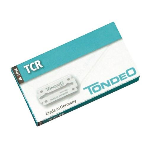 Tondeo Ersatzklingen TCR 10 Stück für Messer