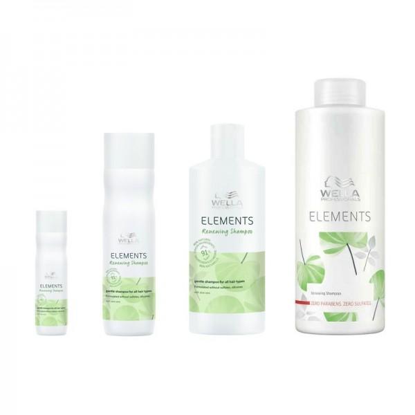 Wella Care Elements Shampoo 1000 ml.jpg