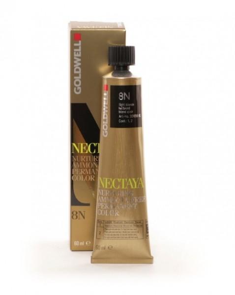 Goldwell Nectaya 8NGB hellblond refl. bronze, 60ml
