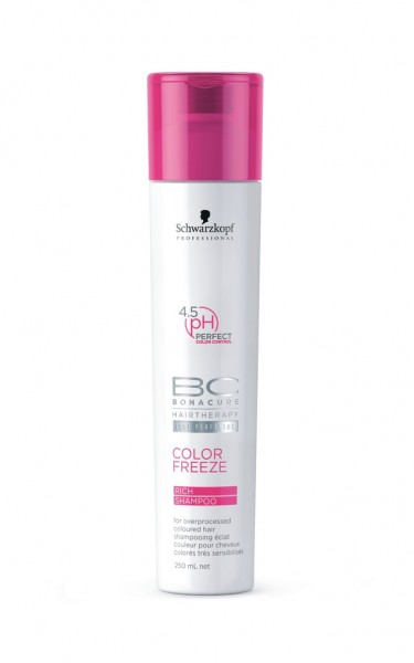 BC Bonacure Color Freeze Intensiv Shampoo, 250ml