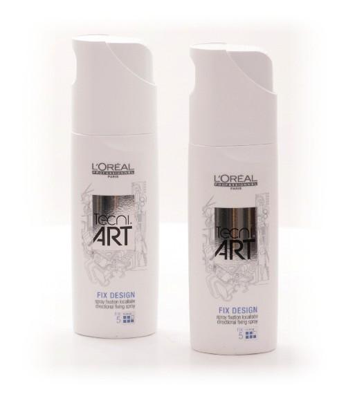 L'Oréal TECNI.ART Fix Design Vapo-Haarlack Nachfüllflasche, 750ml