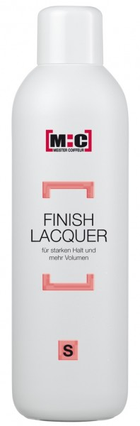 M:C Meister Coiffeur Finish Lacquer, 1.000ml