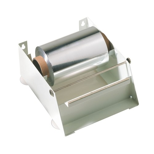 Dispenser aus Metall für Alufolie, für 250m Rolle