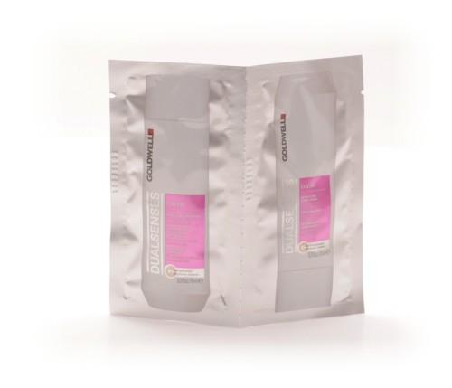 Goldwell Dualsenses Color Shampoo + Conditioner, 2 x 10ml