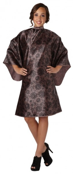 Olivia Garden Frisierumhang Lace taupe