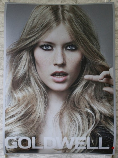 Goldwell Poster 4 Blond Lang