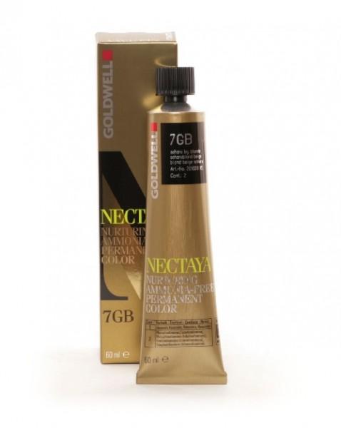 Goldwell Nectaya 7GB saharablond beige, 60ml