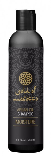 Gold of Morocco Moisture Shampoo, 250ml