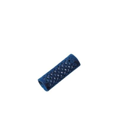 Metallwellwickler lang blau Ø 21mm