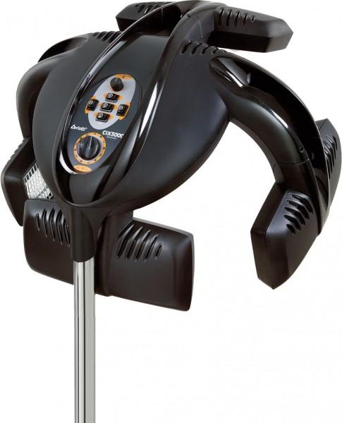 Ceriotti Infrarot-Trockenhaube CIX 3000, schwarz