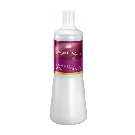 Wella Color Touch Plus Emulsion 4%, 1.000ml