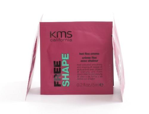 kms california FREE SHAPE hot flex creme sachet, 5ml