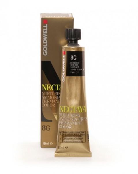 Goldwell Nectaya 8G goldblond, 60ml