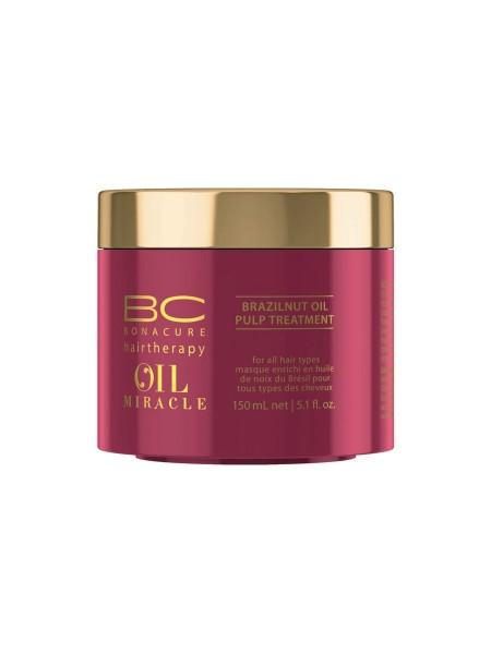 BC Bonacure Oil Miracle Brazilnut Kur, 150ml