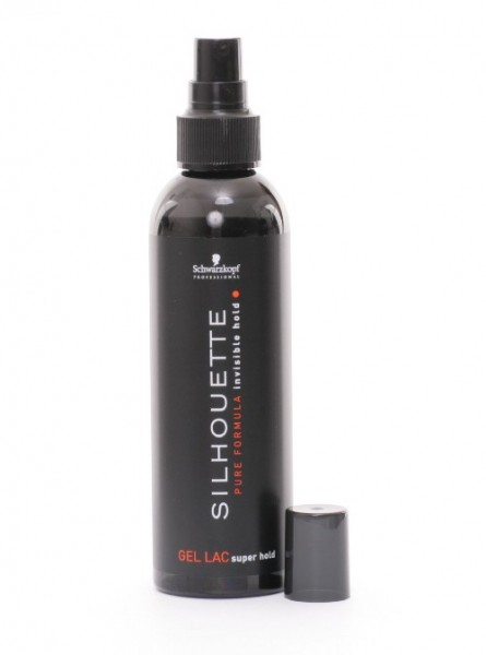 Schwarzkopf Silhouette Super Hold Gel Lac, 200ml