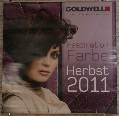Goldwell Herbst 2011 Poster Set