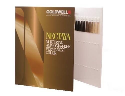 Goldwell Nectaya Farbkarte