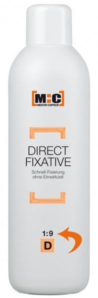 M:C Meister Coiffeur Direct Fixative 1:9, 1.000ml