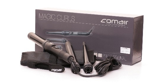 Comair Lockenstab Magic Curls 3 in 1