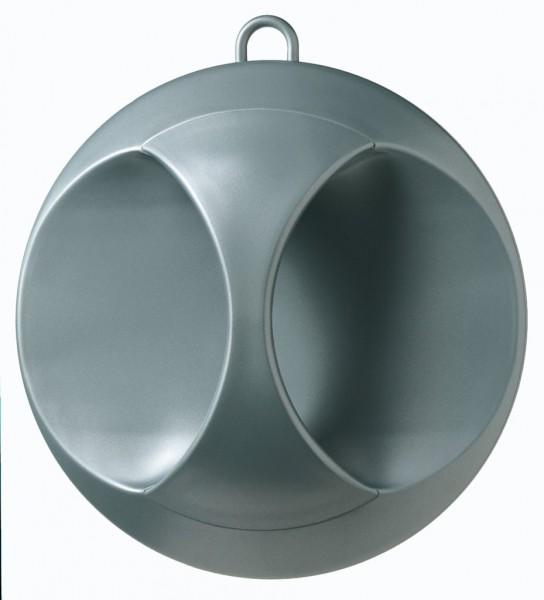 Comair Kabinett-Handspiegel Elegant silber, Ø 250mm