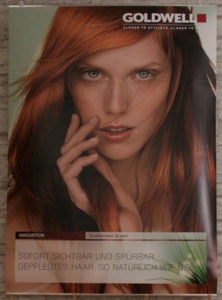 Goldwell Dualsenses Green Poster