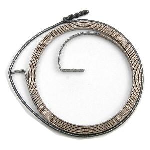 Uhrfeder, rostfrei, 2mm breit