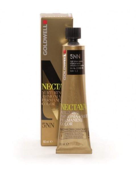 Goldwell Nectaya 5NN hellbraun extra, 60ml