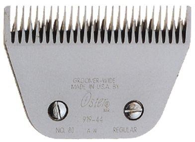 Oster Hundescherkopf Motormasch 65 mm breit für Fell, 919-446