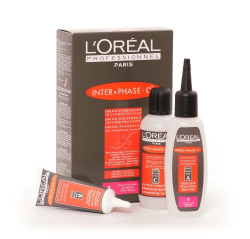 L'Oréal Inter-Phase C2 Dauerwelle, Set
