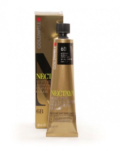 Goldwell Nectaya 6B goldbraun, 60ml