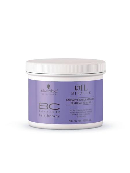 BC Bonacure Oil Miracle Kaktusfeigenöl Kur, 500ml