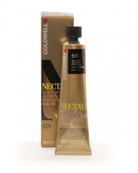 Goldwell Nectaya 6NKK dunkelblond refl. intensiv kupfer, 60ml